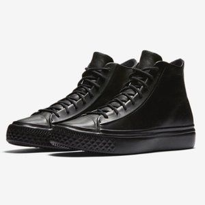Converse Modern Lux minimalist leather high top